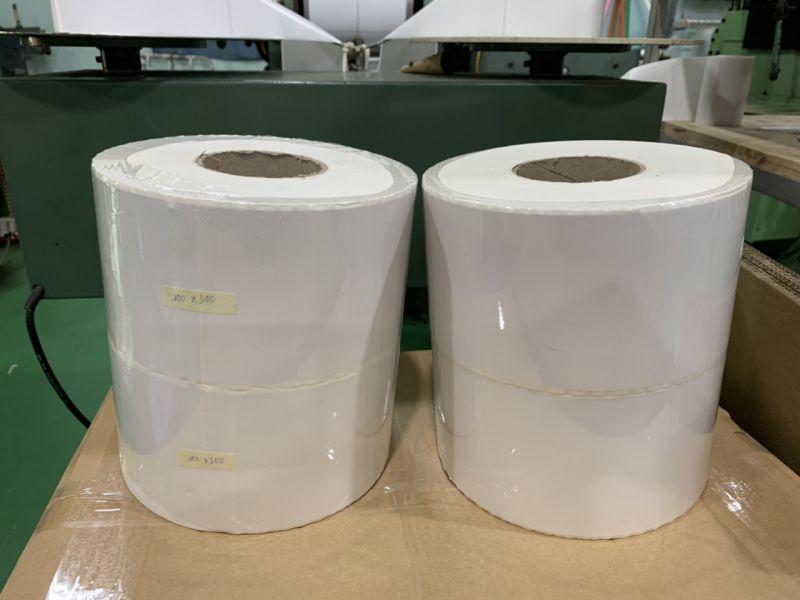 Bán giấy decal in mã vạch 4inch x 7inch tại Nhơn Trạch Đồng Nai