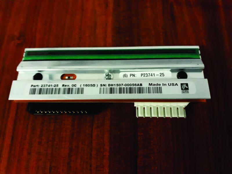 Đầu in Zebra ZM400 300dpi