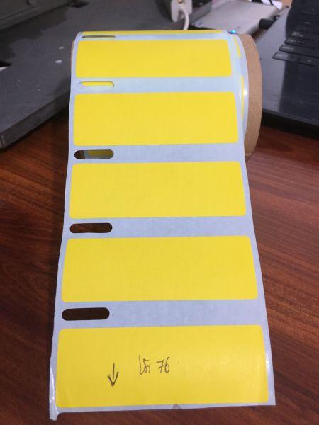 Bán giấy decal mặt nhám đế xanh tại TP.HCM, Đồng Nai