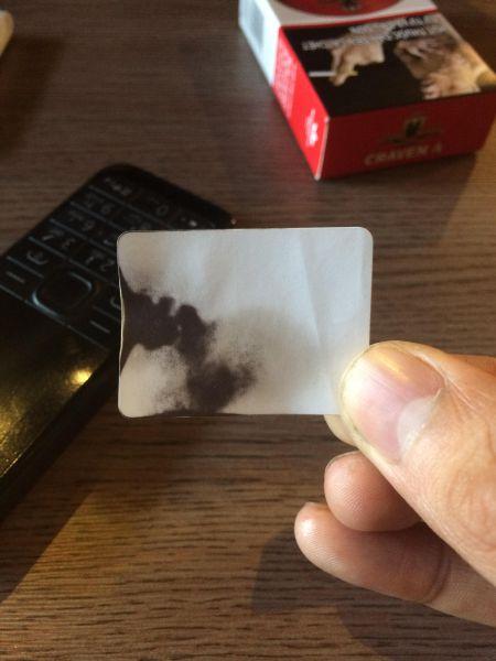 Bán giấy decal in nhiệt 40mm x 30mm tại TP.HCM