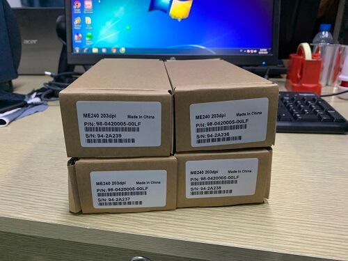 Đầu in mã vạch TSC TTP-2410MT, 2410M Pro, TSC 245, 246 Pro, TSC 247, 344M Pro, TDP 345, 346MT, TSC 664, TSC 244CE, 245C, TA200 và TA201.