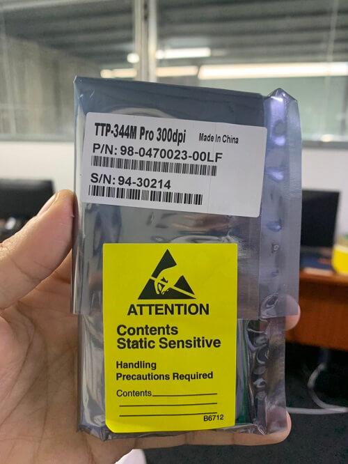 đầu in mã vạch TSC 344M Pro 300dpi