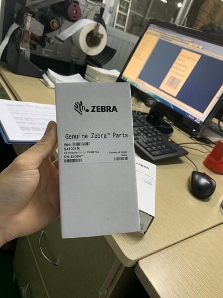 Đầu in zebra ZT420 203dpi