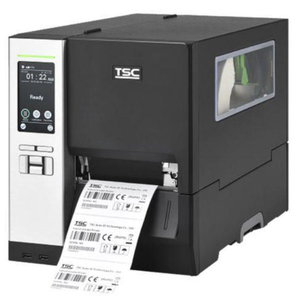 Máy in tem nhãn mã vạch TSC và đầu in nhiệt chính hãng