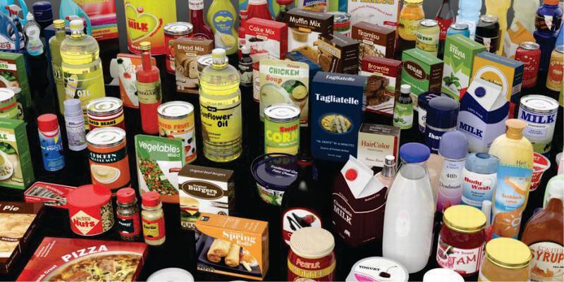 In tem nhãn thực phẩm, tem nhãn tiêu dùng tại Bình Dương